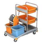 Modulinės konstrukcijos vežimėliai AquaSplast TSS/TSZ/TSZZ/TSZD